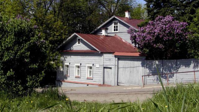 Дом-музей Циолковского
